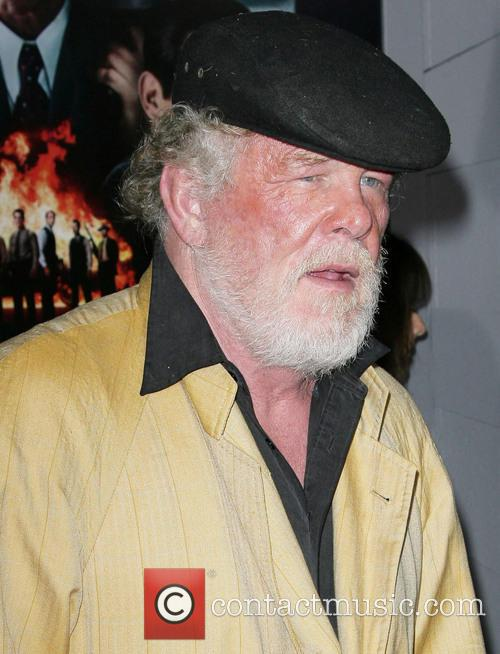 Nick Nolte and Grauman's Chinese Theater 6