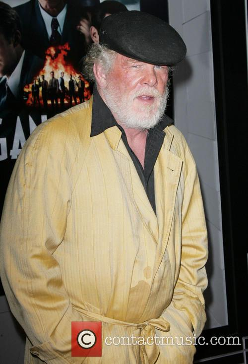 Nick Nolte and Grauman's Chinese Theater 5