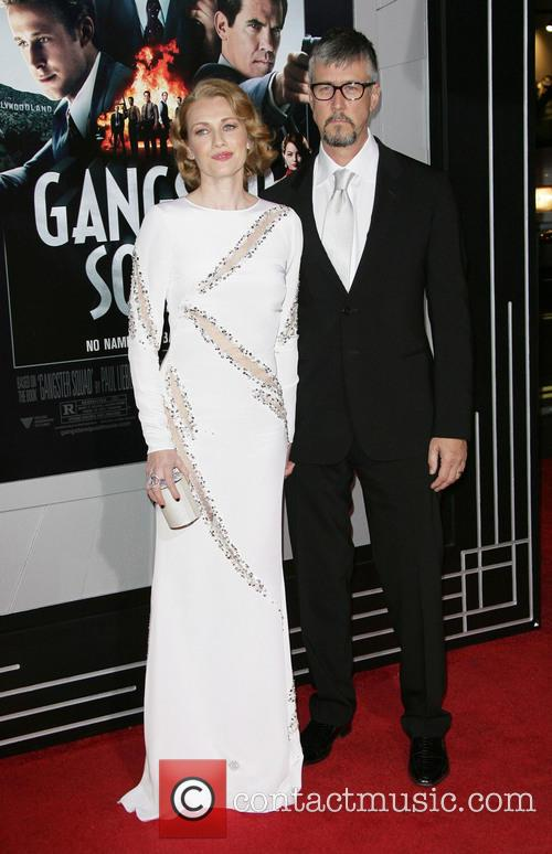 Mireille Enos, Alan Ruck and Grauman's Chinese Theater 3