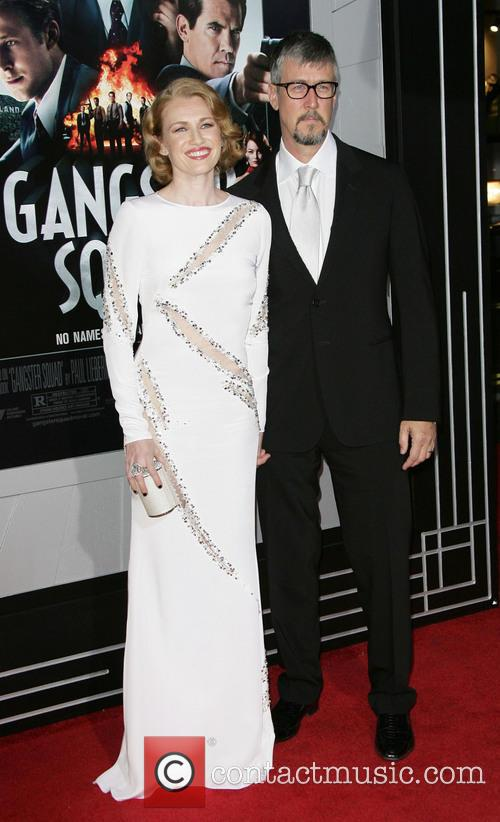 Mireille Enos, Alan Ruck and Grauman's Chinese Theater 2