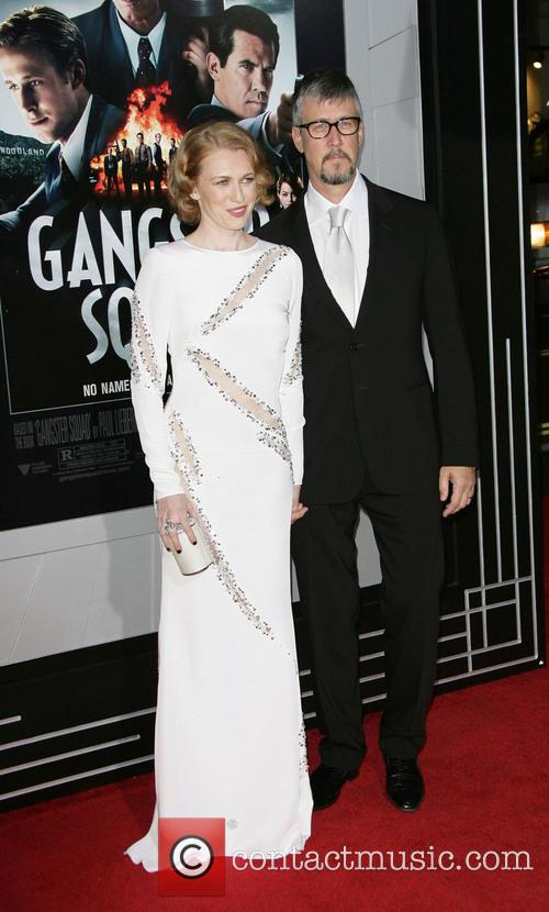 Mireille Enos, Alan Ruck and Grauman's Chinese Theater 4