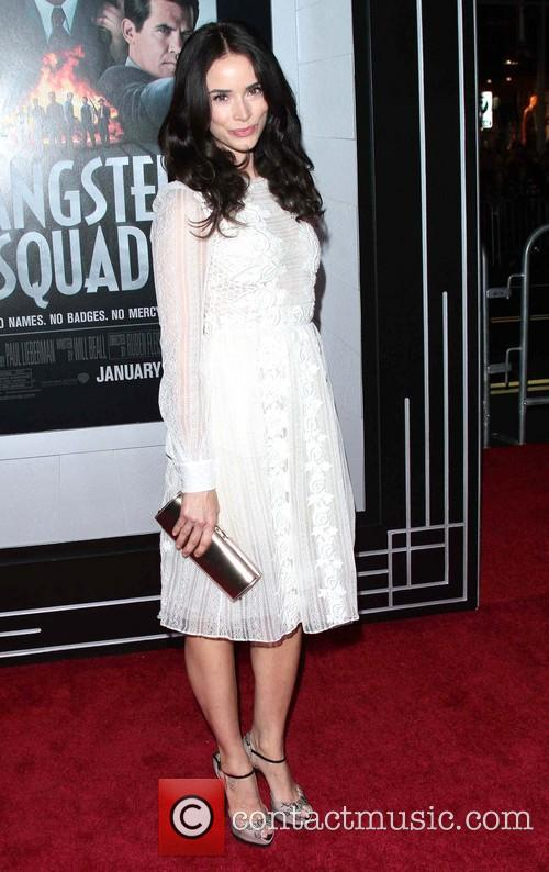 Abigail Spencer and Grauman's Chinese Theater 7