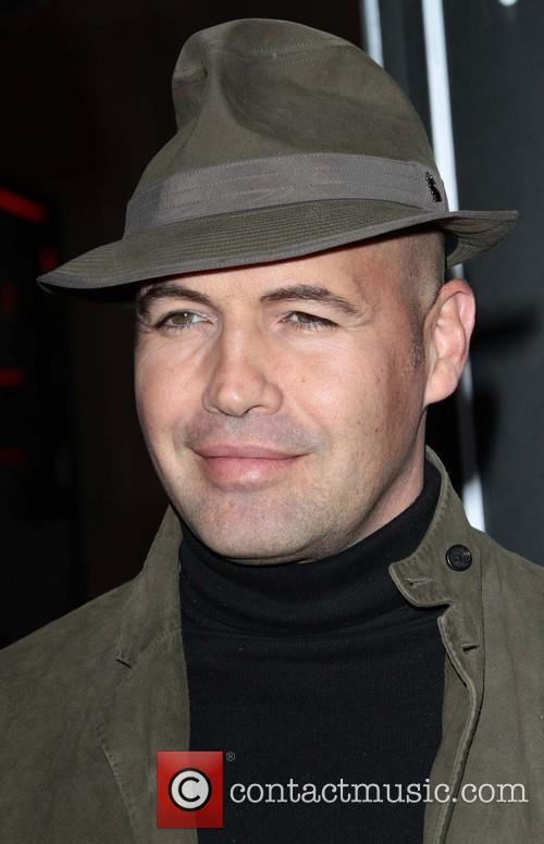 Billy Zane and Grauman's Chinese Theatre 4