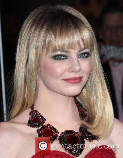 Emma Stone and Grauman's Chinese Theater 10
