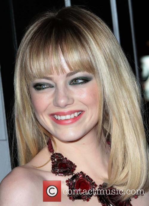 Emma Stone and Grauman's Chinese Theater 5