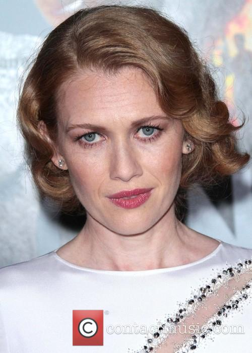 Mireille Enos and Grauman's Chinese Theater 3