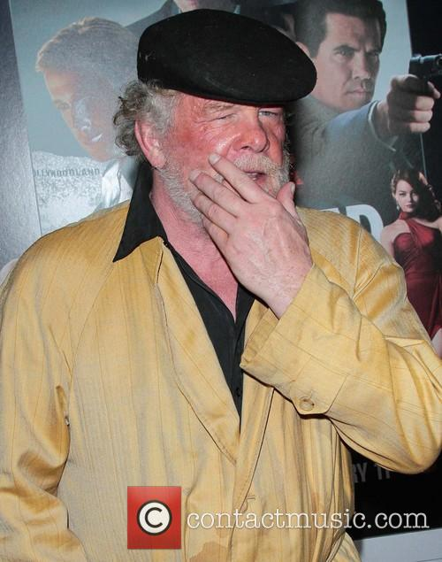 Nick Nolte and Grauman's Chinese Theater 11