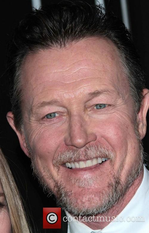 Robert Patrick and Grauman's Chinese Theater 2