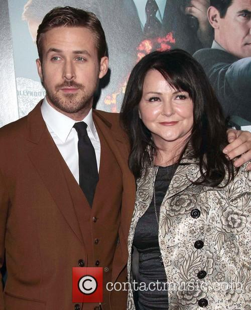Ryan Gosling, Donna Gosling and Grauman's Chinese Theater 2