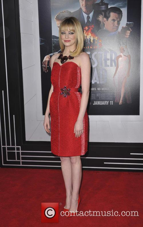 Emma Stone and Grauman's Chinese Theater 15