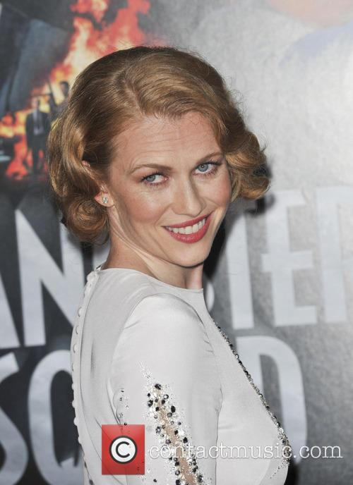 Mireille Enos and Grauman's Chinese Theater 7