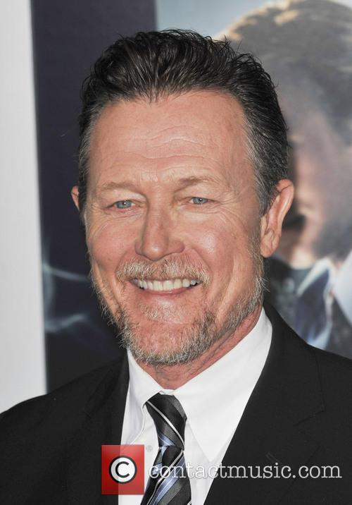 Robert Patrick and Grauman's Chinese Theater 5