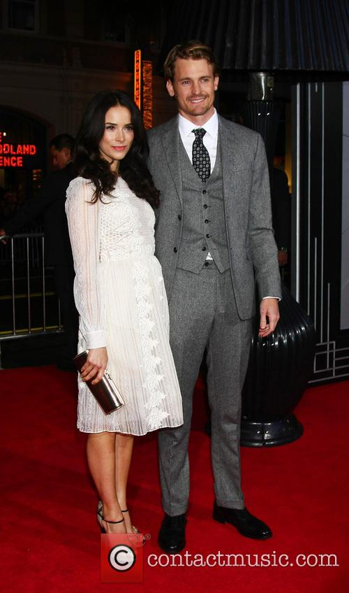 abigail spencer josh pence the los angeles 20044553