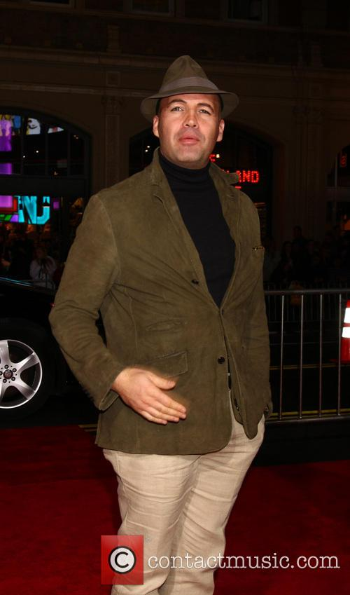 Billy Zane and Grauman's Chinese Theatre 1