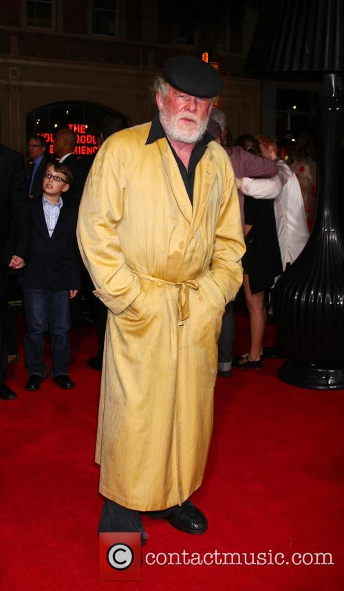 Nick Nolte and Grauman's Chinese Theater 8