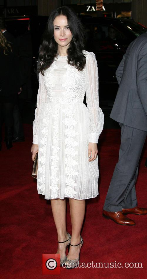 Abigail Spencer and Grauman's Chinese Theater 6