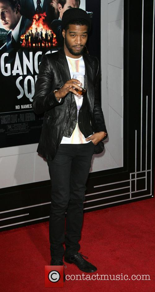 Kid Cudi and Grauman's Chinese Theater 5