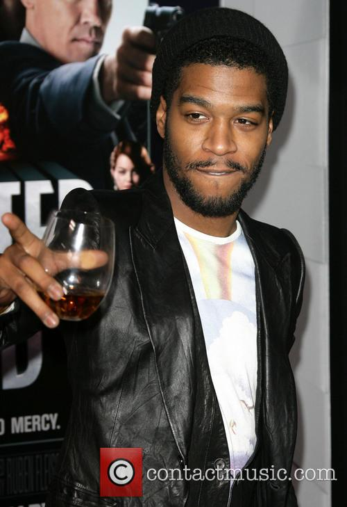 Kid Cudi and Grauman's Chinese Theater 4