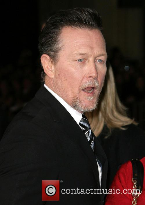 Robert Patrick and Grauman's Chinese Theater 8