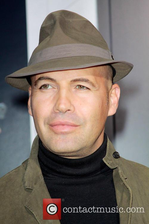 Billy Zane and Grauman's Chinese Theater 5