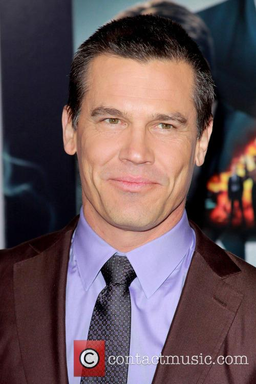 Josh Brolin and Grauman's Chinese Theater 13