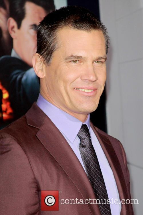 Josh Brolin and Grauman's Chinese Theater 12