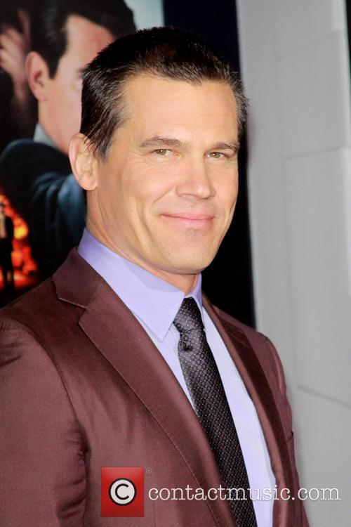 Josh Brolin and Grauman's Chinese Theater 14