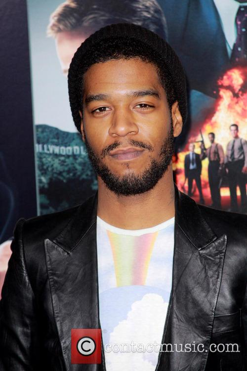 Kid Cudi and Grauman's Chinese Theater 1