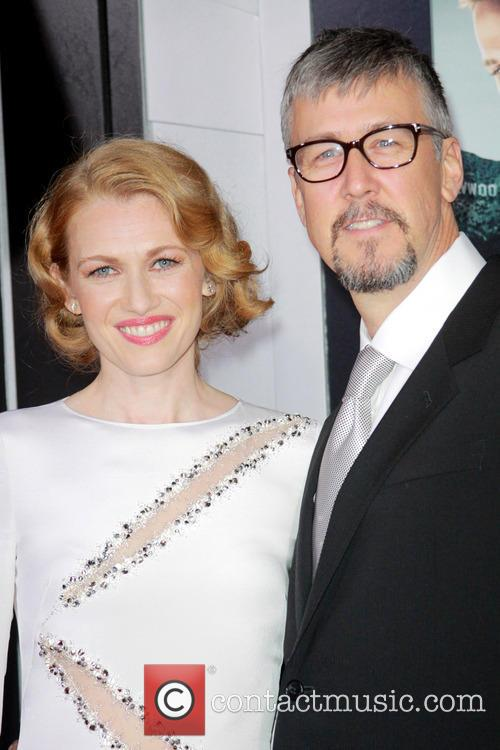 Mireille Enos; Alan Ruck The Los Angeles World...