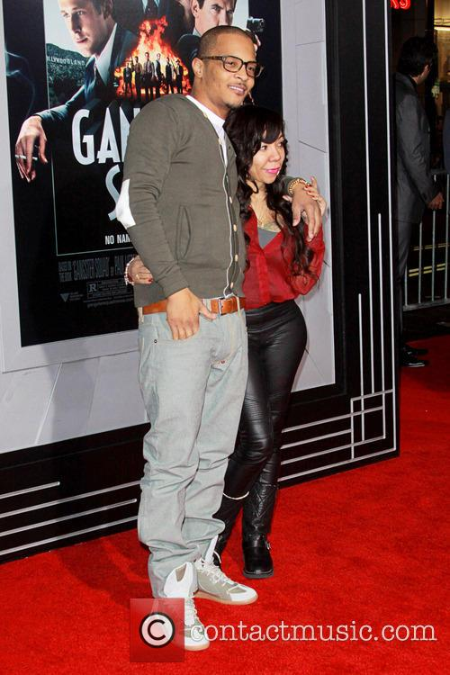 T.I.; Tiny The Los Angeles World Premiere of...