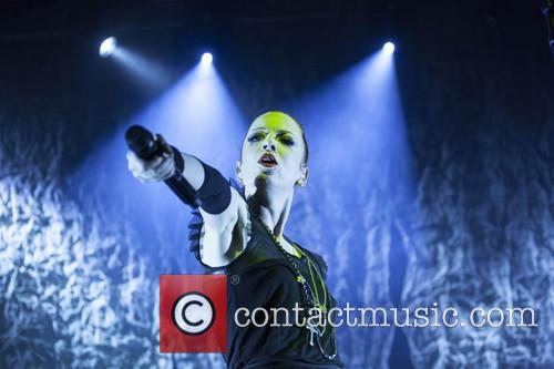 Shirley Manson, Garbage and E-werk 3