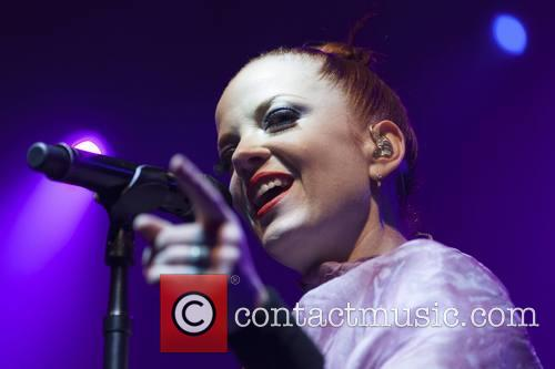 Shirley Manson, Garbage and E-werk 5