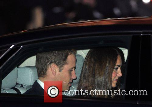 Duchess, Kate Middleton, Prince William and Royal Albert Hall 2