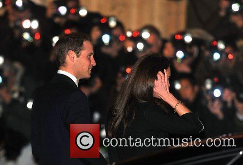 Duchess, Kate Middleton, Prince William and Royal Albert Hall 3