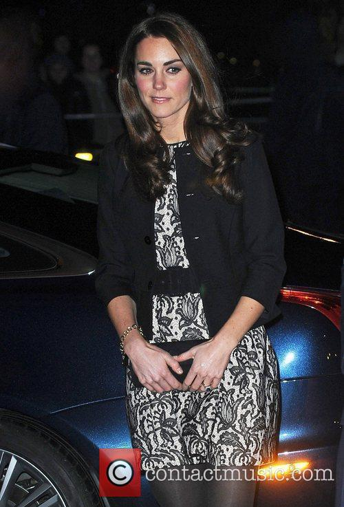 catherine duchess of cambridge arrives for the 3645387
