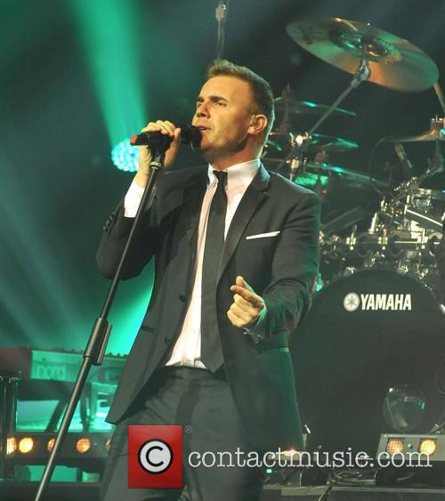 Gary Barlow and Olympia Theatre 2