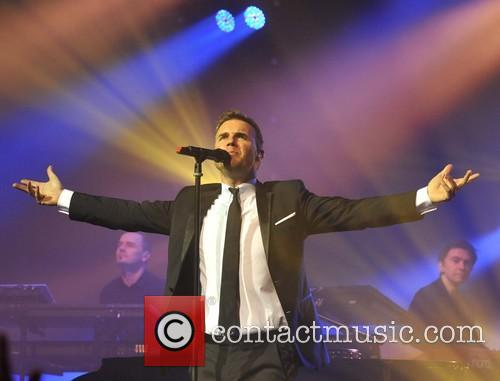 Gary Barlow and Olympia Theatre 17
