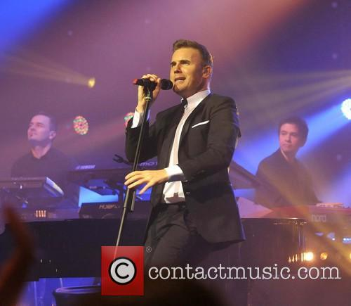 Gary Barlow and Olympia Theatre 6