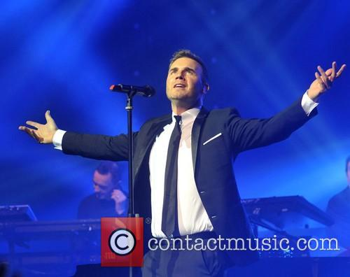 Gary Barlow and Olympia Theatre 7