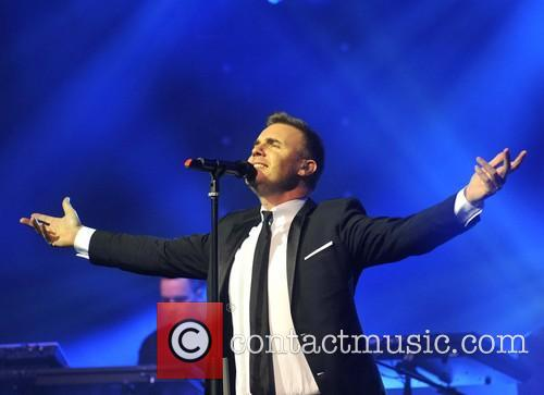 Gary Barlow and Olympia Theatre 1