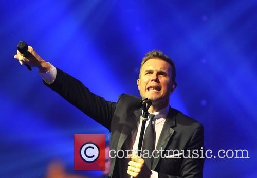 Gary Barlow and Olympia Theatre 8