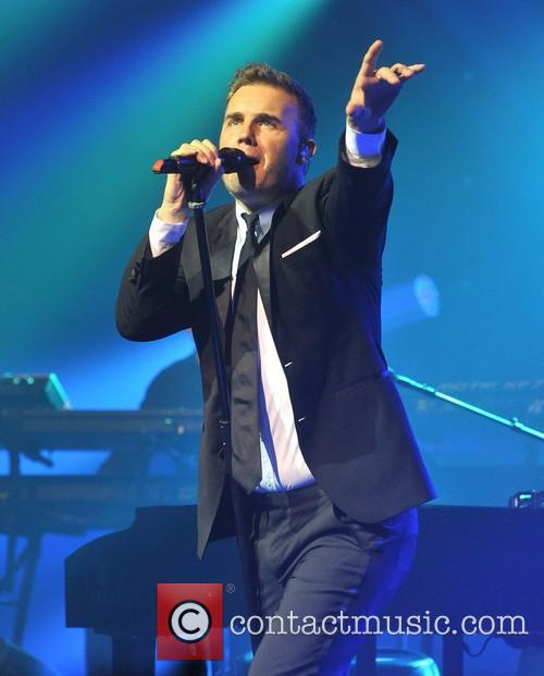 Gary Barlow and Olympia Theatre 10