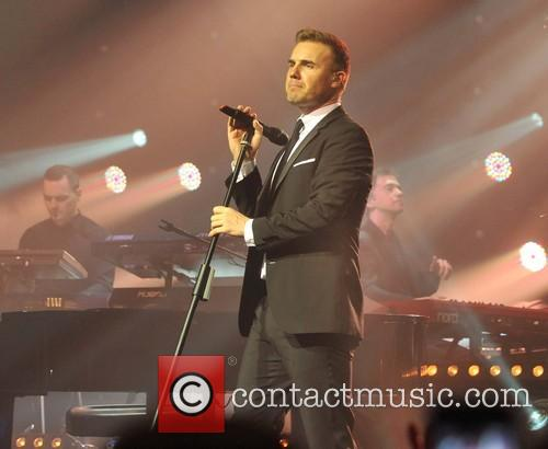 Gary Barlow and Olympia Theatre 16