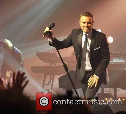 Gary Barlow and Olympia Theatre 15