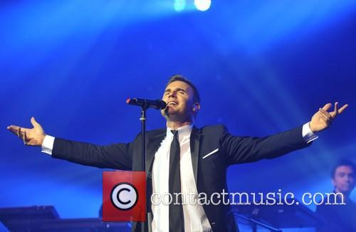 Gary Barlow and Olympia Theatre 5