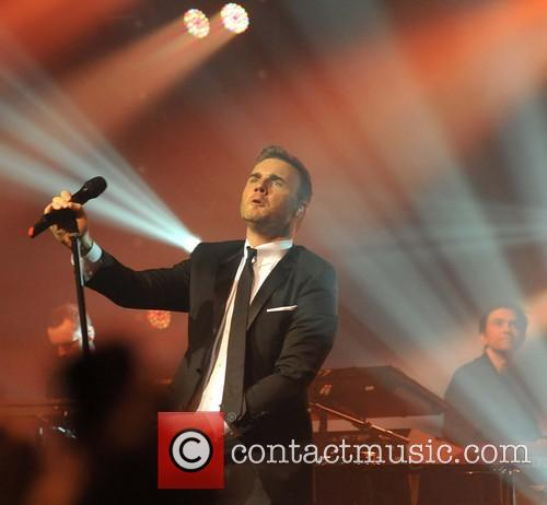 Gary Barlow and Olympia Theatre 9