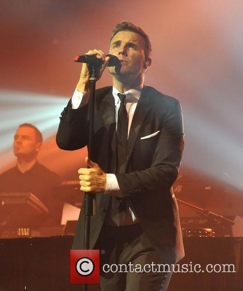 Gary Barlow and Olympia Theatre 3