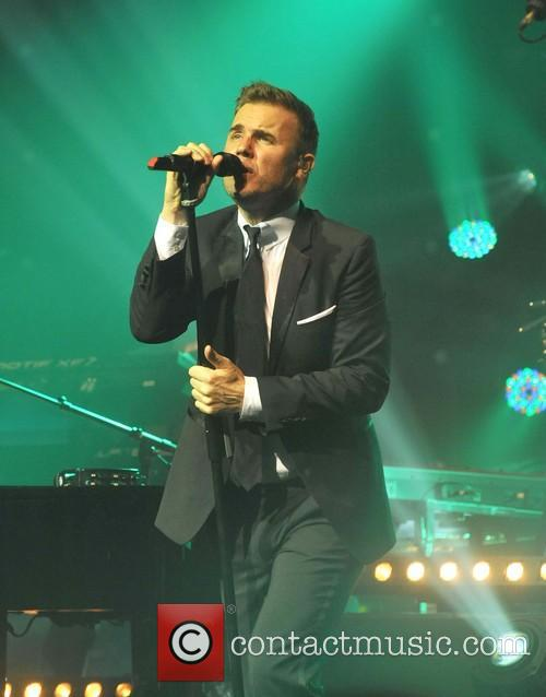 Gary Barlow and Olympia Theatre 4