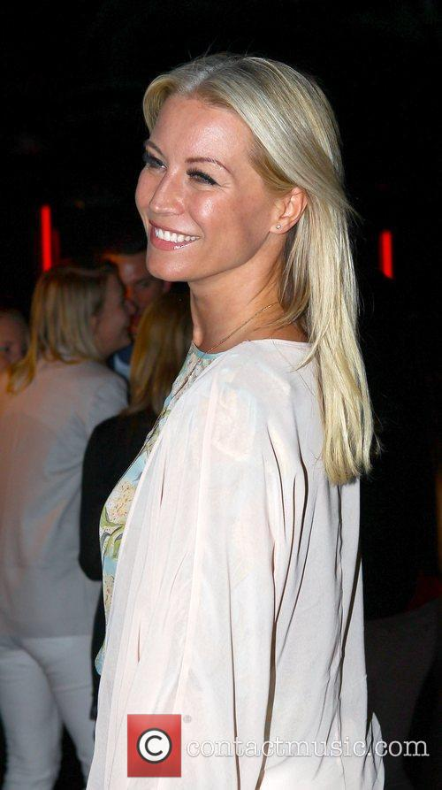 Denise Van Outen and O2 Arena 2