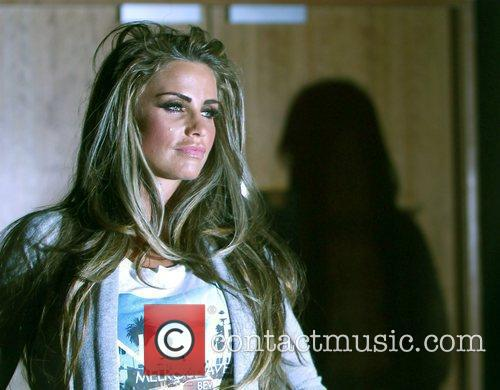 Katie Price and O2 Arena 2